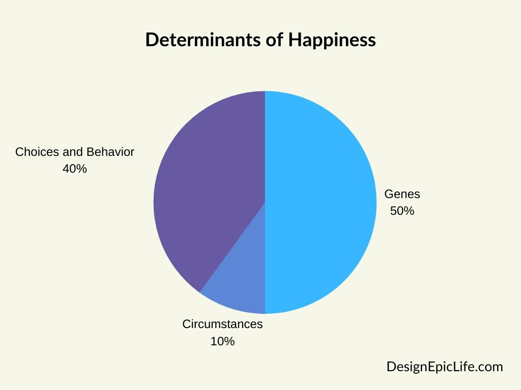 Determinants of Happiness - Why Am I Not Happy